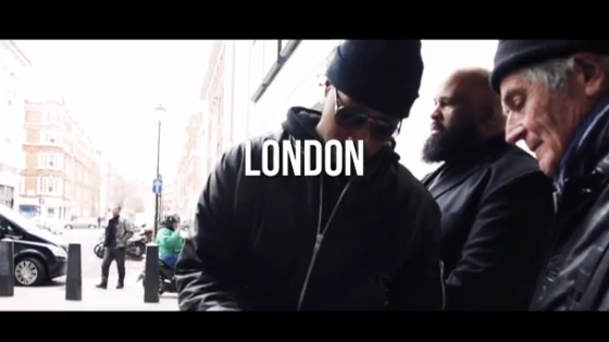 Future Honest Webisode 2 London