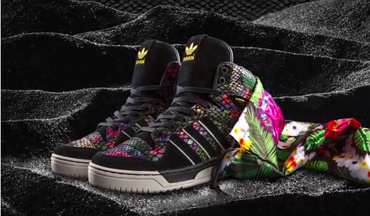 Adidas Officially Unveils Its Next Collaboration