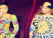 Nicki Minaj shares her experience Performing with Beyonce in Paris