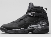 The Air Jordan VIII Retro 'Chrome' www.grindpaysme.com
