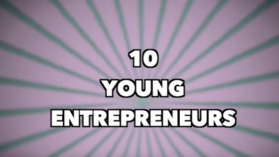 10 Self-Made Teenage Entrepreneurs www.grindpaysme.com
